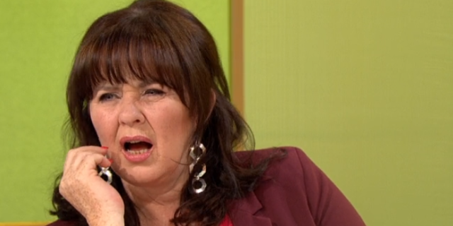 Loose Women grossed-out by Chizzy Akudolu's knickers admission