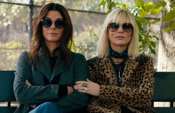 Ocean's 8's Cate Blanchett and Sandra Bullock address their characters' sexuality
