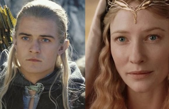 Lord of the Rings' Cate Blanchett didn't realise Orlando Bloom was in the films at first