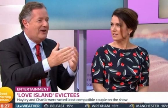 Good Morning Britain's Piers Morgan makes massive blunder trying to humiliate Love Island's Hayley Hughes