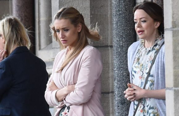 Coronation Street reveals Eva Price's exit as Catherine Tyldesley films her final scenes