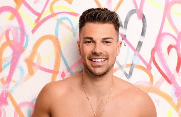 Love Island newbie Sam Bird reveals which girls he's after as he enters the villa