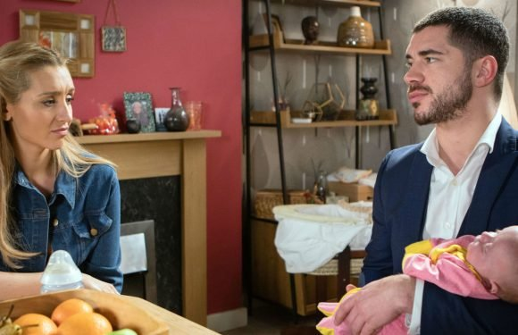 Coronation Street's Eva Price gets shocking advice over baby Susie tonight