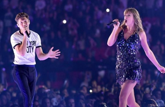 Taylor Swift brings out Niall Horan as surprise guest during Wembley Stadium show
