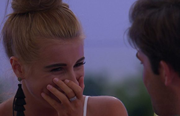 Love Island's Jack Fincham asks Dani Dyer an important question, and viewers are delighted