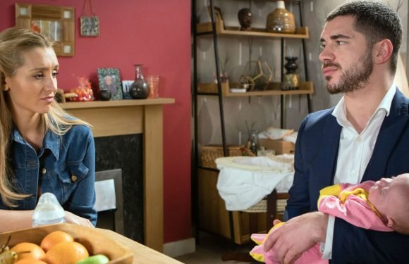 Coronation Street shock for Eva Price as Adam Barlow declares his love for her