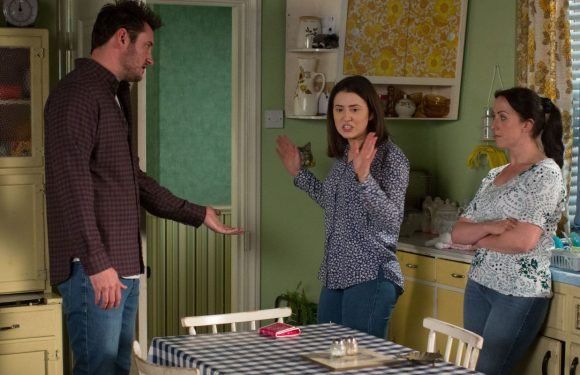 EastEnders' Martin and Stacey Fowler face a big backlash from Bex tonight