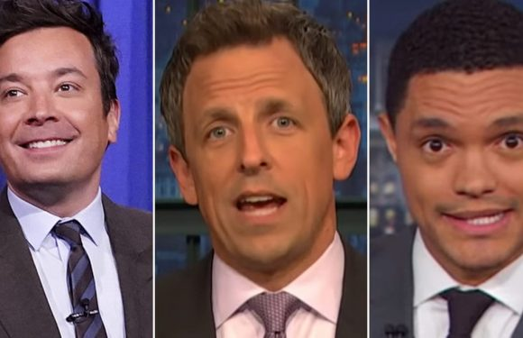 Late-Night Hosts Freak Out Over Supreme Court Retirement, Possible Trump Nominations