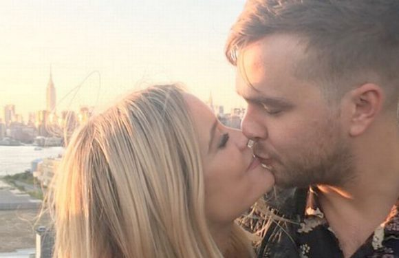 Love Island's Iain Stirling and Laura Whitmore take huge relationship step