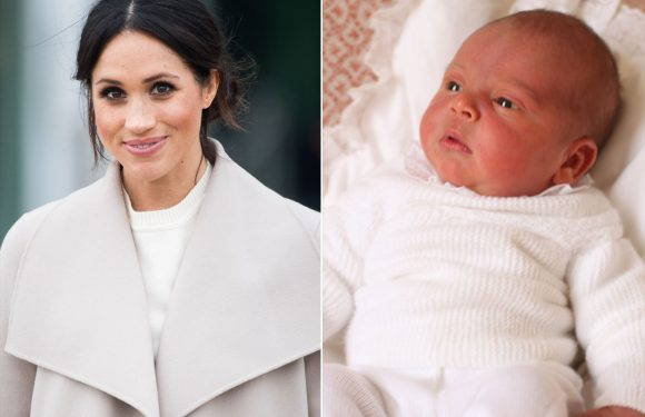 Meghan Markle's Secret Baptism and Prince Louis' Christening Share a Special Connection