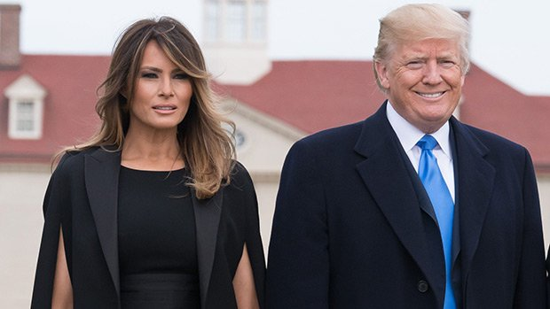 Melania Trump Reportedly Plans To Leave Donald Alone In The White House & Move Back To NYC