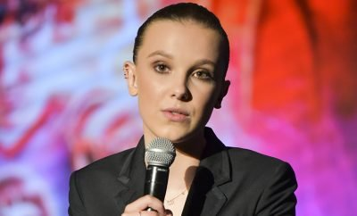 Millie Bobby Brown Split Kneecap, MTV Movie TV Awards 2018