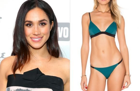 5 Meghan Markle-Inspired Swimsuits You'll Rule the Beach In This Summer
