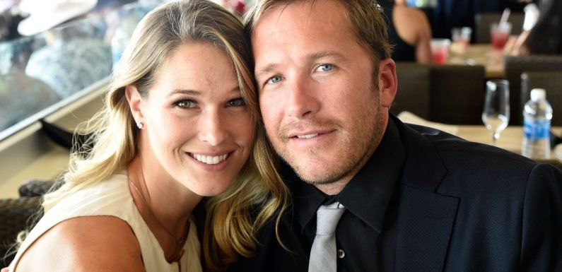 Bode Miller's wife pulled their young daughter from pool