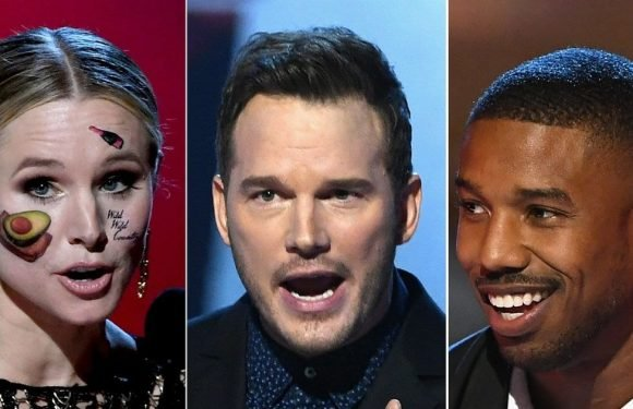 9 Best MTV Movie and TV Awards Moments: Michael B. Jordan's Roseanne Dig, Chris Pratt's Poop and Tiffany Haddish's 'Black Panther'