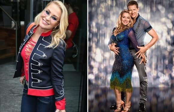 Anastacia says she kept in touch with 'everyone' from Strictly Come Dancing – EXCEPT partner Brendan Cole