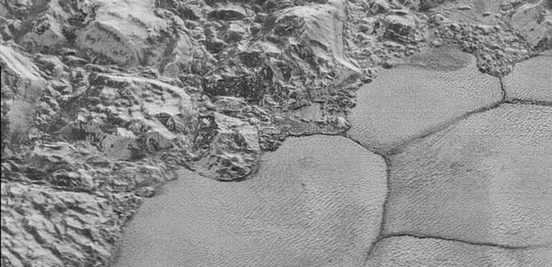 A Surprising New Study Has Revealed That Pluto Has Nearly 50 Miles Of Dunes Made Out Of Methane