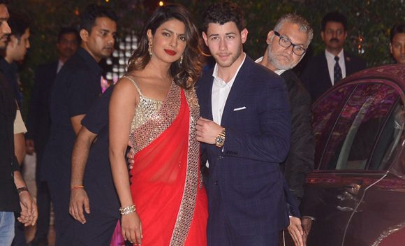 Nick Jonas Joins Priyanka Chopra For Friend's Pre-Wedding Party In India: See Sweet Photos
