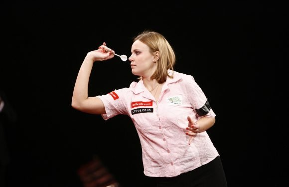 PDC World Darts Championship: Two women to compete in men's event at Alexandra Palace