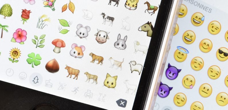 Emoji meanings explained – here's what the aubergine and circus tent really mean and where the icons come from