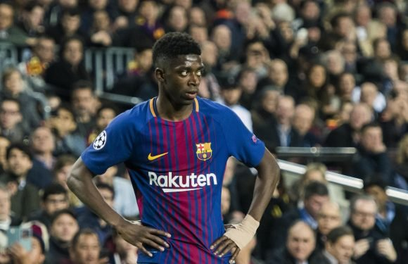 Liverpool dealt blow as Barcelona declare Ousmane Dembele is not for sale a year after moving to Nou camp