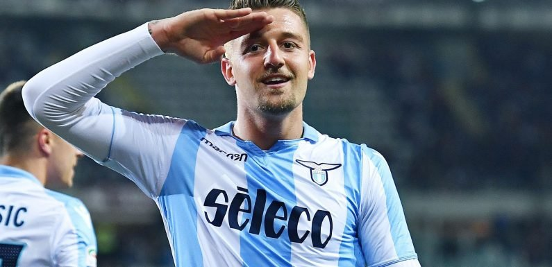 Manchester United target Sergej Milinkovic-Savic's asking price 'going up all the time', reveals agent
