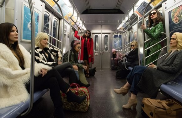 Box Office: 'Ocean's 8' Gets Away With $41.5 Million Opening