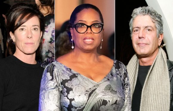 Oprah: 'Every death is here to teach us how to live better'