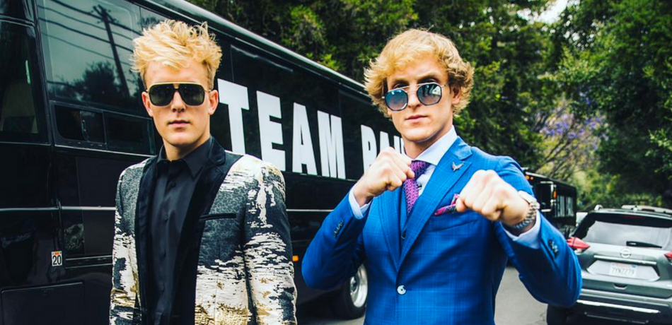 Logan Paul And KSI Almost Come To Blows In Heated Press ...