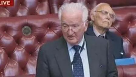 Peers given telling off for looking like they're having a snooze in the chamber