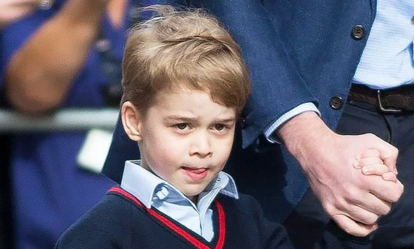 Prince George Targeted By ISIS In Plot To Attack School, Claims British Supporter: His Demonic Plan