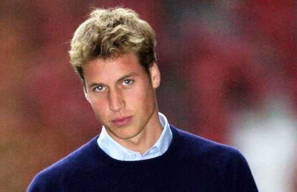 Prince William's Fashion Evolution: Pics