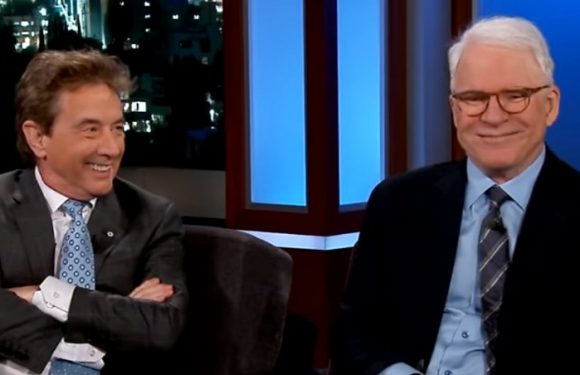 Steve Martin Says He Has 'Colonoscopy Party' With Martin Short and Tom Hanks Every Year
