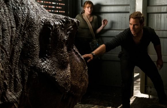 'Jurassic World' Holds off 'Incredibles 2' in China