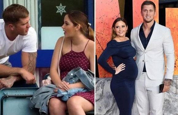 Jacqueline Jossa and Dan Osborne living together again as he moves back into family home after split