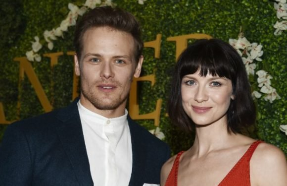 'Outlander' Stars Caitriona Balfe & Sam Heughan Coming To NY Comic Con