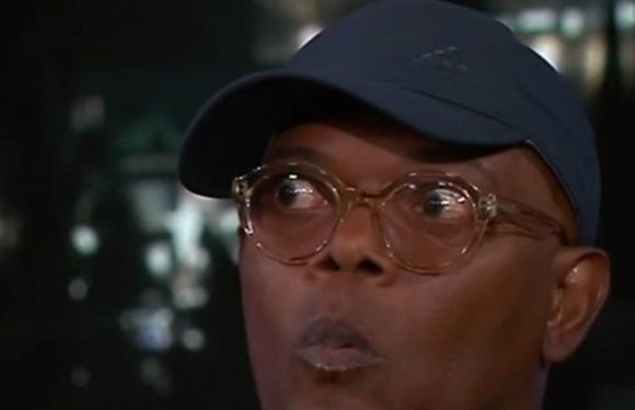 Samuel L. Jackson Is So Good at Acting He's Done It on Acid