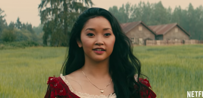 Netflix's New High School Rom-Com 'To All the Boys I've Loved Before' Looks Absolutely Wonderful