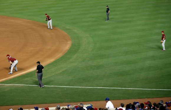 Grass or dirt? The first step to fixing the shift and baseball