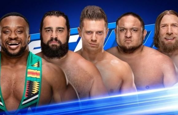 WWE News: Huge Gauntlet Match And Big Stable Set To Debut Tonight On 'SmackDown Live'