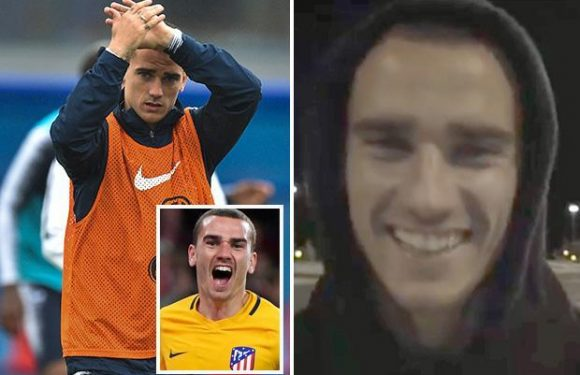 Antoine Griezmann rejects Barcelona and decides to stay at Atletico Madrid in bizarre TV announcement