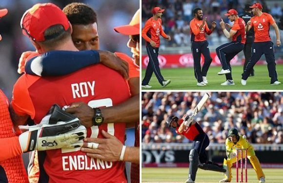 Jos Buttler leads England romp over Australia in T20 to complete dominant 6-0 clean sweep