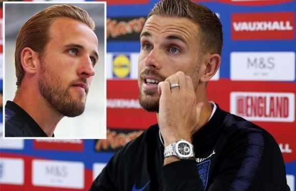 Jordan Henderson not concerned over England captaincy snub and claims 'we've got lots of leaders'