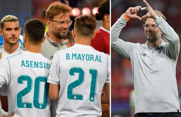 Real Madrid want Jurgen Klopp following Zinedine Zidane's shock resignation as they line up move for Liverpool boss