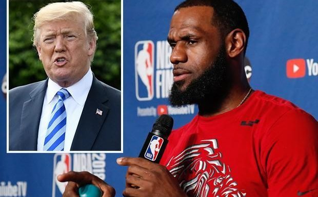 LeBron James hits out at Donald Trump as US President rescinds invite to Super Bowl winning Philadelphia Eagles