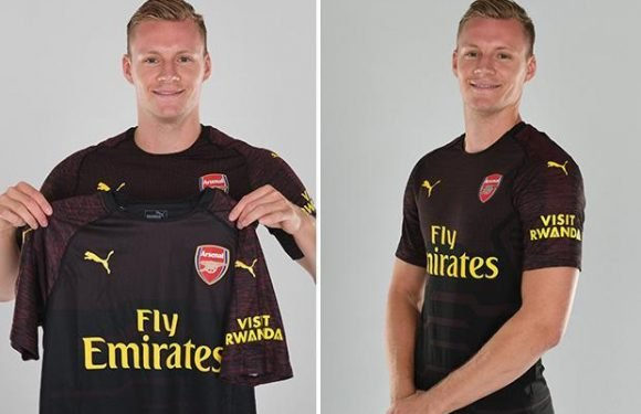 Arsenal sign Bernd Leno from Bayer Leverkusen for £22m to put pressure on Petr Cech and David Ospina