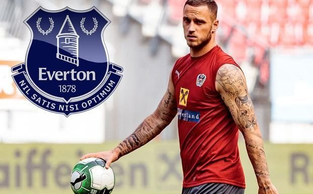 Everton want Marko Arnautovic as Marco Silva targets West Ham star to kickstart Toffees revolution