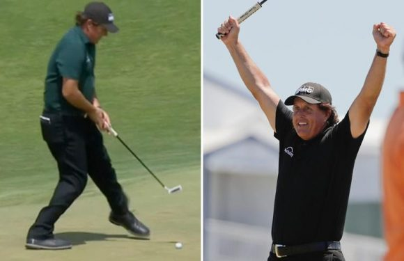 US Open 2018: Phil Mickelson shows his cynical lack of gamesmanship after refusing to answer questions on his two-stroke penalty
