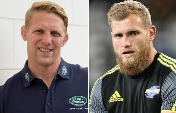 Former England captain Lewis Moody says Brad Shields touring with Red Rose 'doesn't sit well'