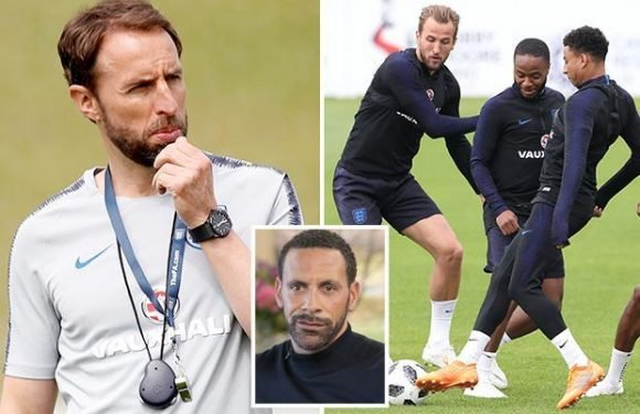 Rio Ferdinand urges England to attack at World Cup as he reveals defensive worries